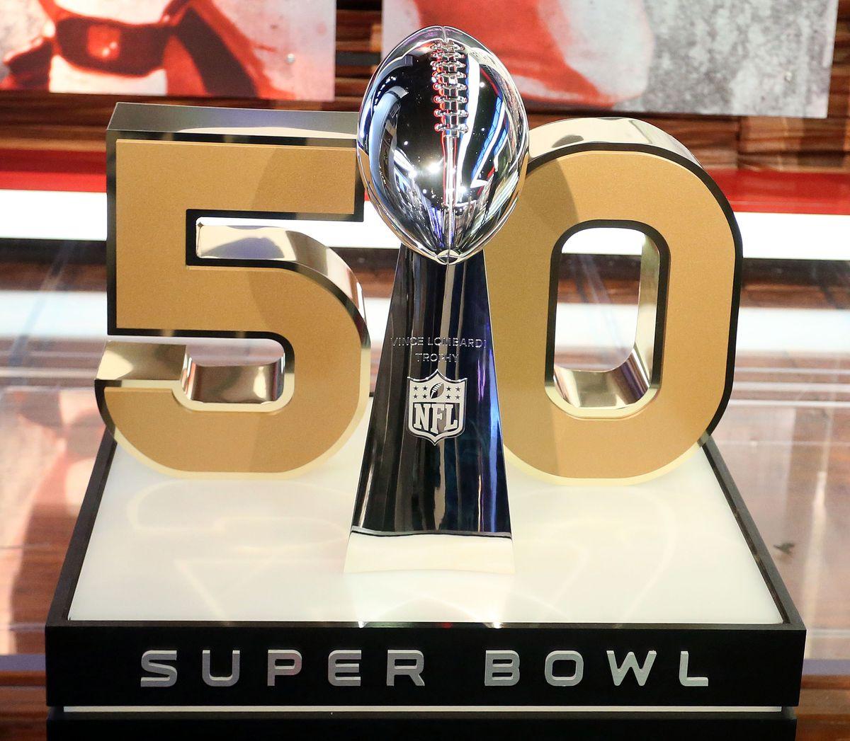The Super Bowl.