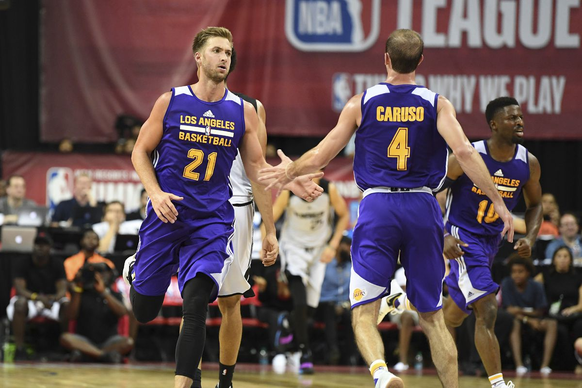 aadd60e6ff7 Lakers vs. Kings Final Score  Alex Caruso impresses in 95-92 summer league  victory
