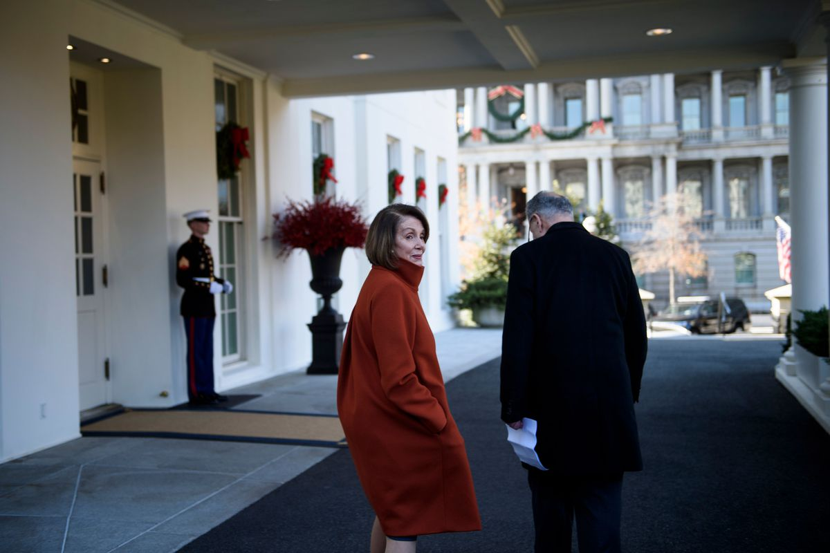 How Nancy Pelosi And Chuck Schumer Got Trump To Own A