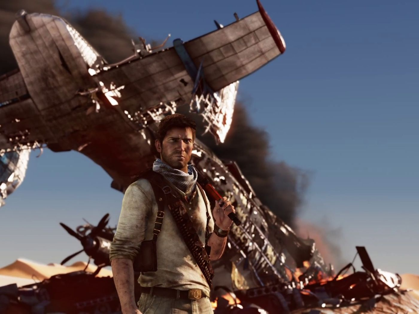 Uncharted The Nathan Drake Collection S New Modes Make It Easier