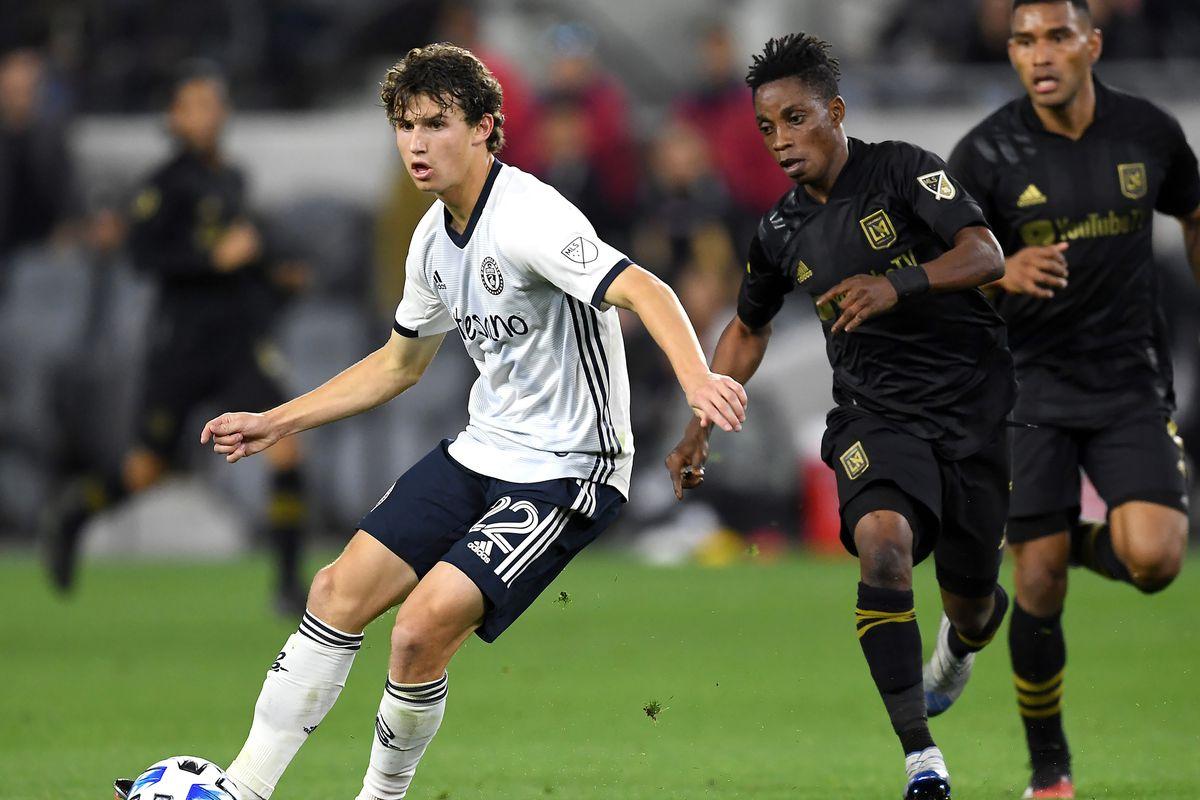 MLS: Philadelphia Union at Los Angeles FC