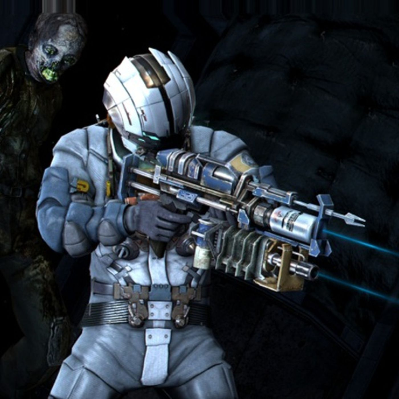 Dead Space 3 Developer Diary Talks Weapon Crafting Polygon