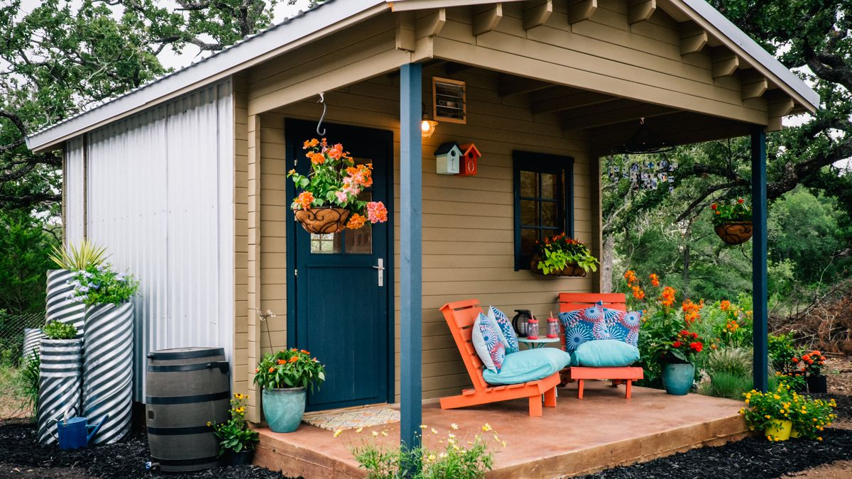 Tiny Houses In Austin Are Helping The Homeless But It Still Takes A Village