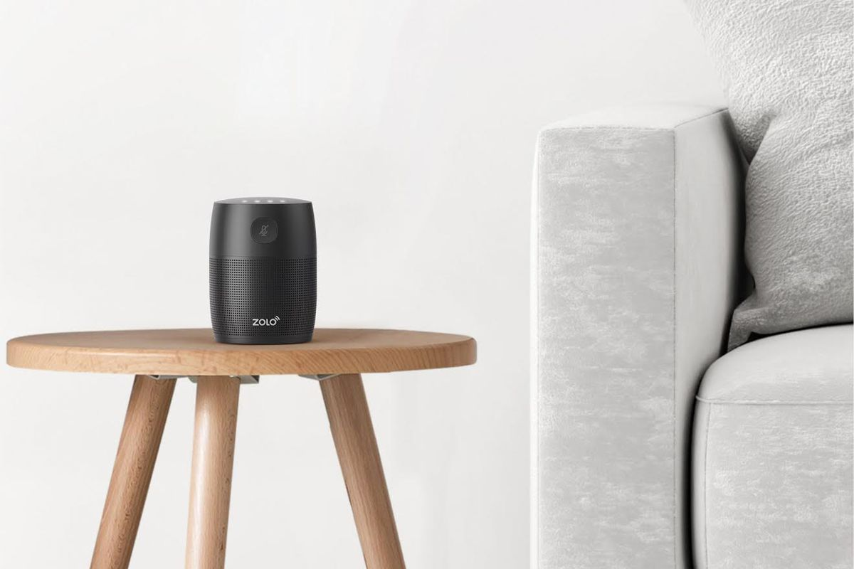 Panasonic's SC-GA10 smart hi-fi speaker wants to take down Google Home