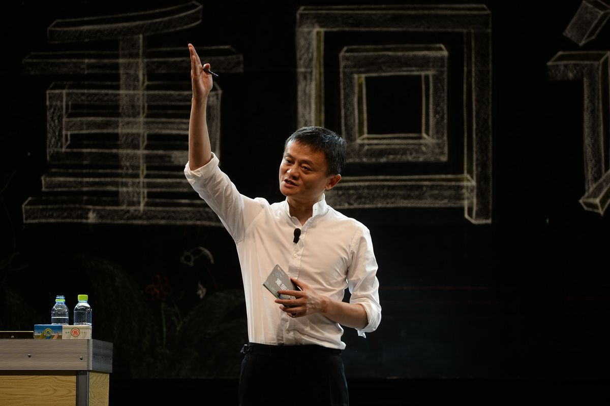 Alibaba S Jack Ma Is Meeting With Donald Trump To Discuss Creating