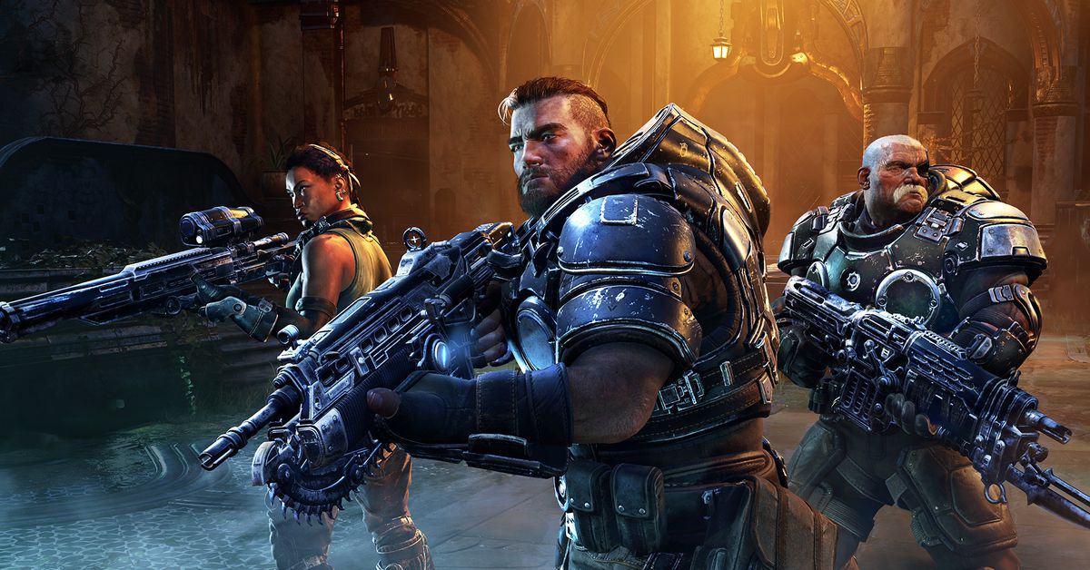 Gears Tactics gets the turn-based fundamentals right, but isn't consistently fun