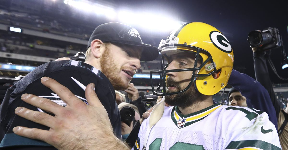 Eagles open as road underdogs to the Packers in Week 4 and history is not on Philadelphia's side