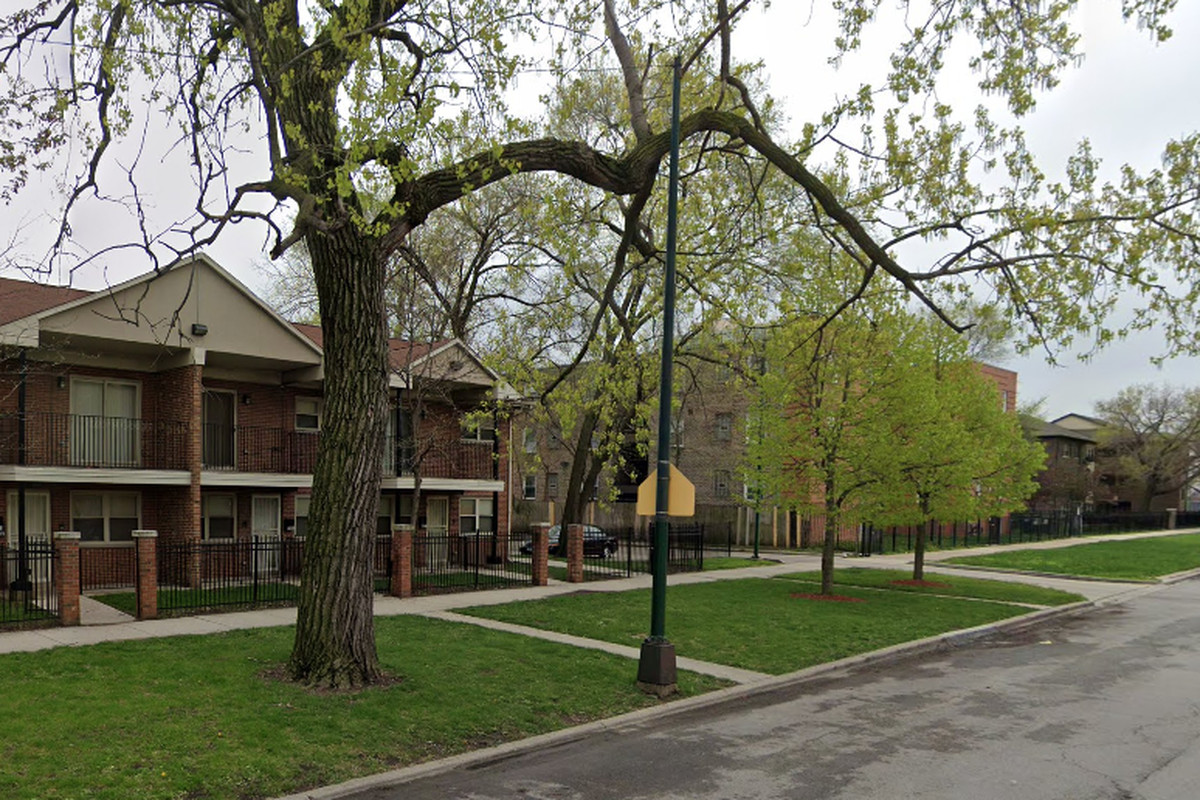 One of two burglaries in Washington Park was reported Jan. 13, 2020, in the 6100 block of South Wabash Avenue.