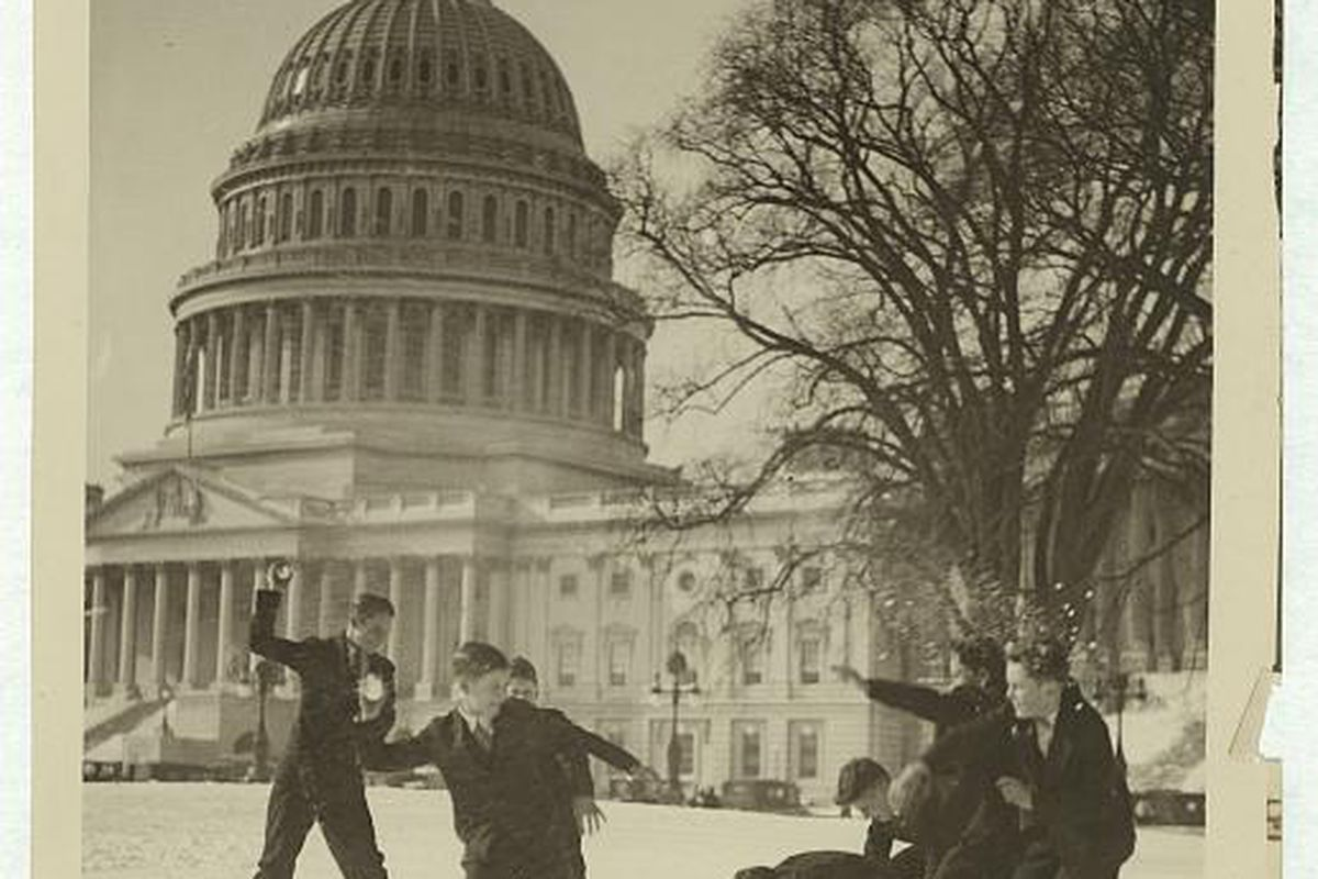 Washington Dc Christmas.Christmas And Other Holiday News In Washington D C Curbed Dc