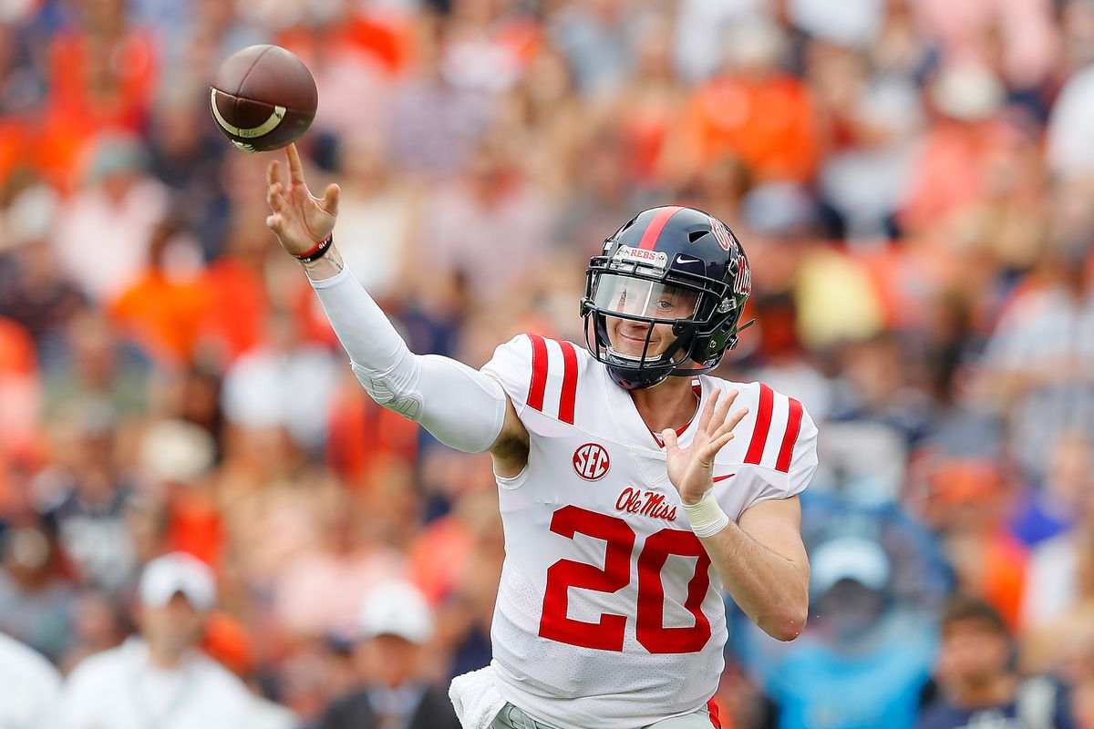 24f5a7832 Shea Patterson transfer rumors - Red Cup Rebellion