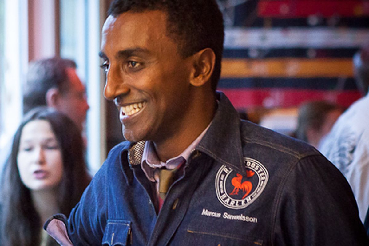 ChefMarcus Samuelsson is coming to the DMA.