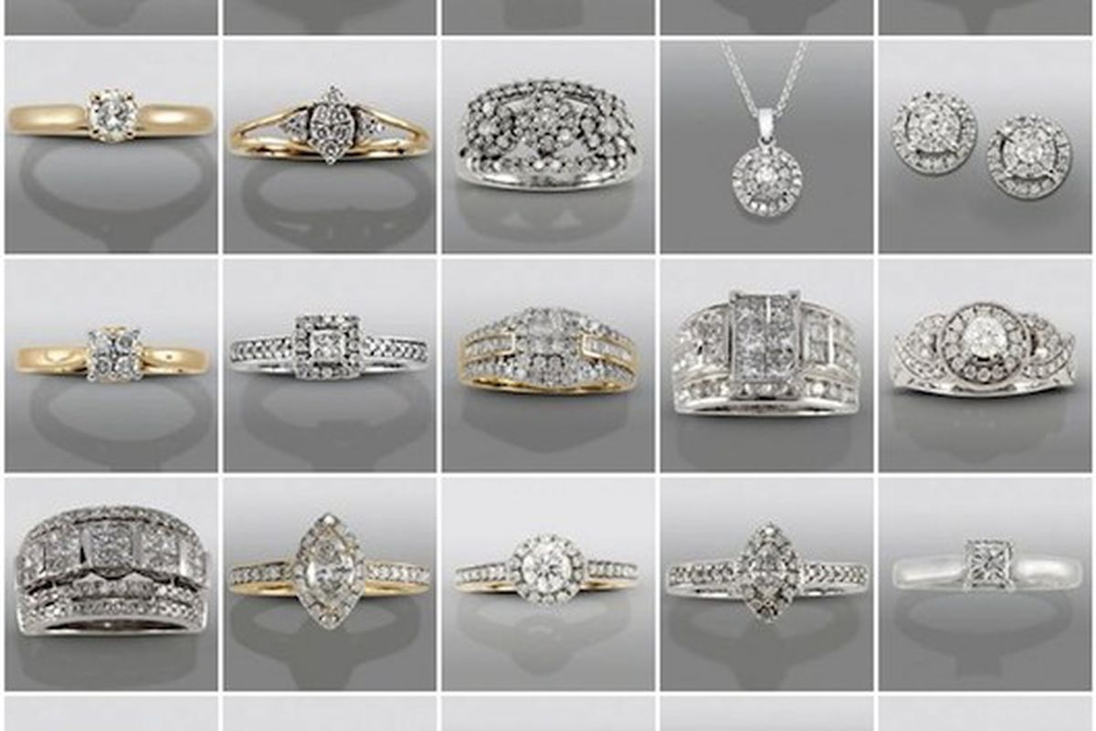 My Fair Wedding Host David Tutera Launches Jewelry Collection - Racked