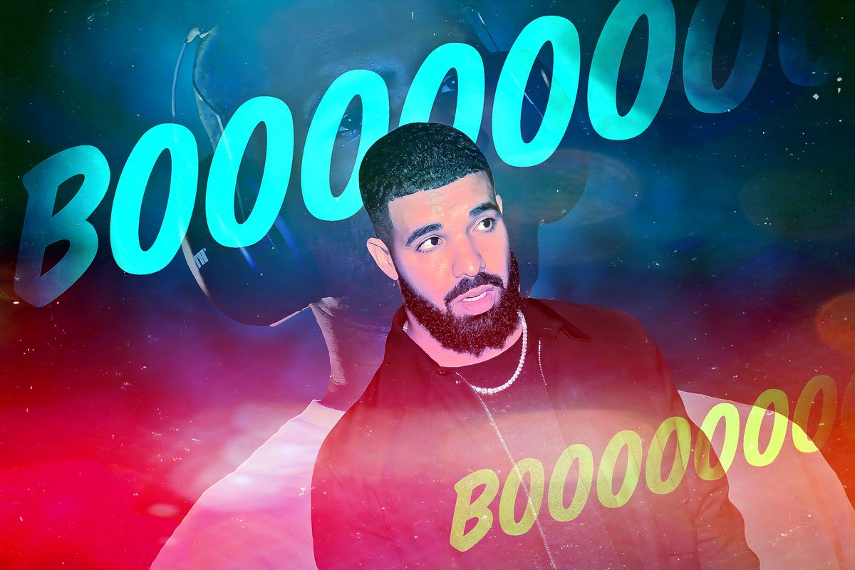 Image result for Rapper Drake Got BOOED Off The Stage Last Night At Festival
