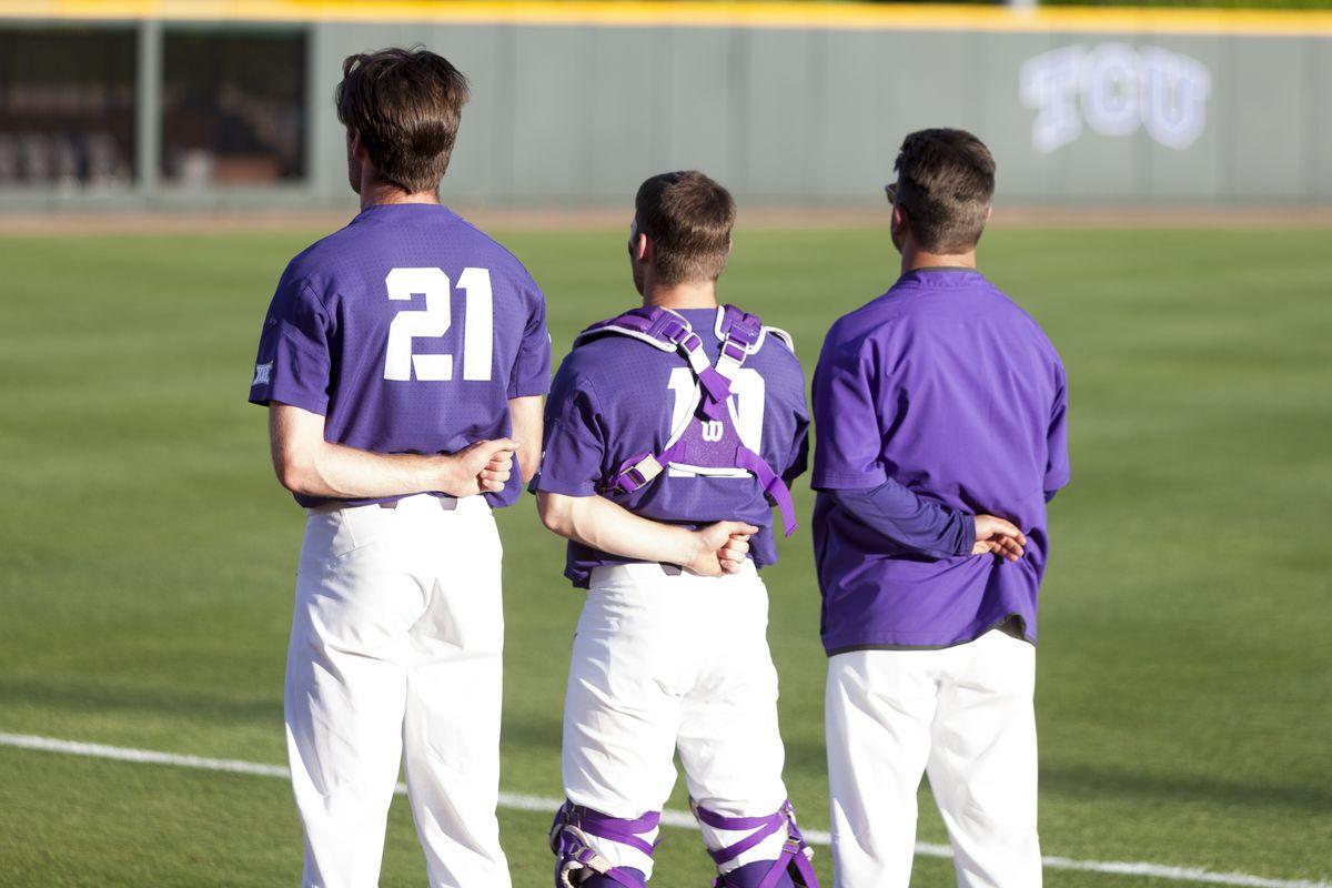 TCU Baseball vs Texas Tech 4.28.18