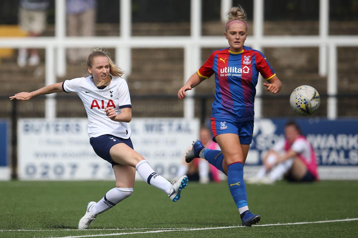 Crystal Palace Women v Tottenham Hotspur Women: Pre-Season Friendly