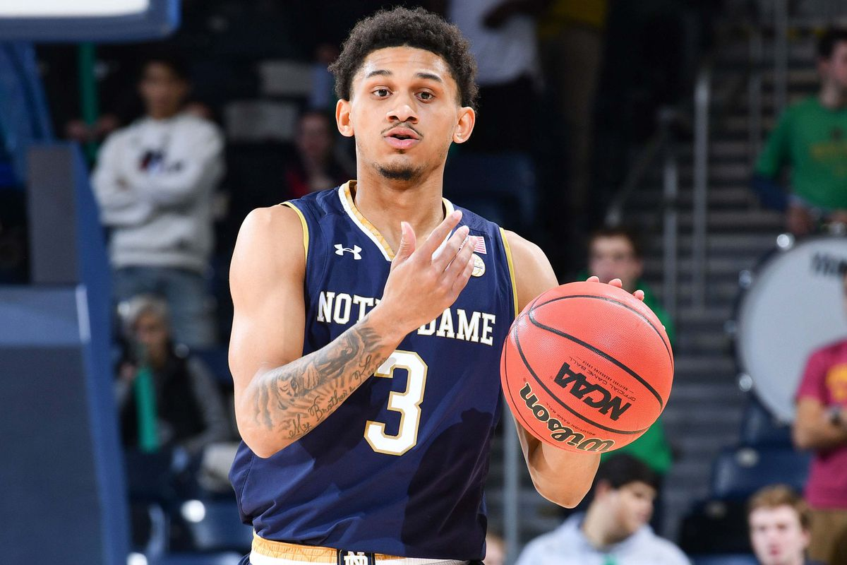 Quick Recap: Notre Dame Men's Basketball Falls to Radford ...