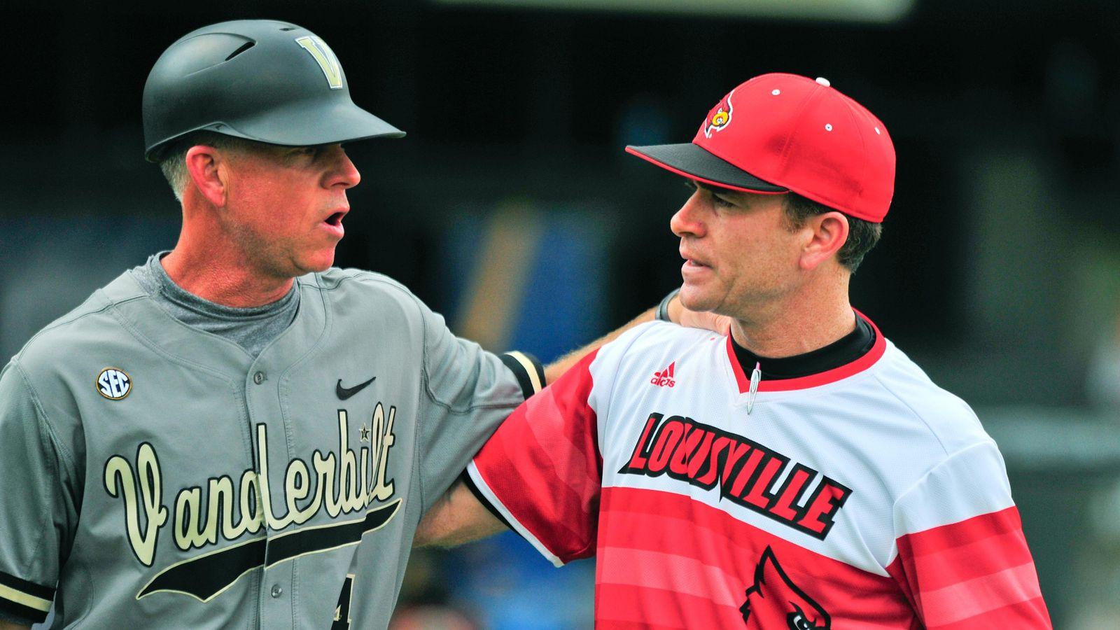 Uk Basketball: Louisville-Vanderbilt Baseball Rivalry Resumes Tuesday