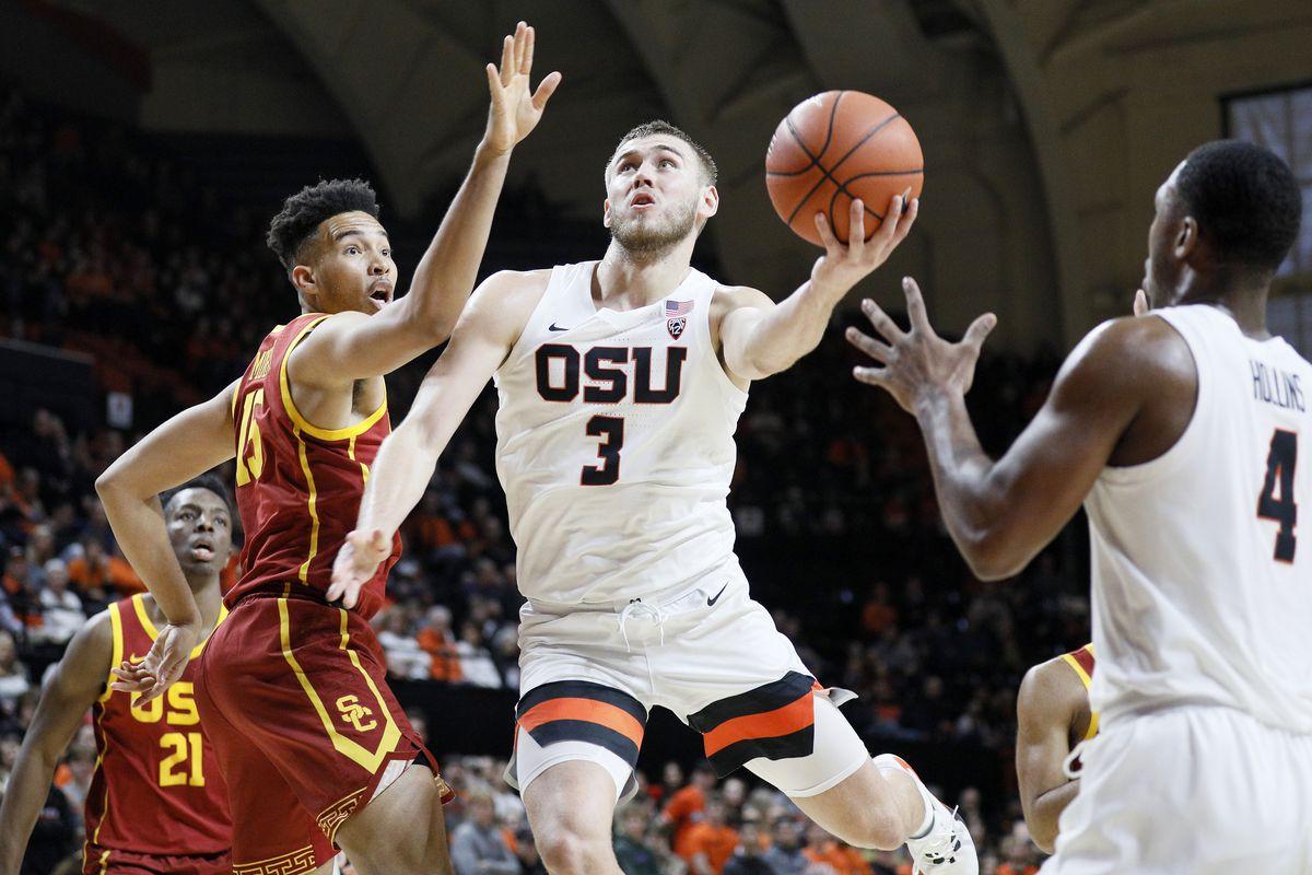 USC v Oregon State