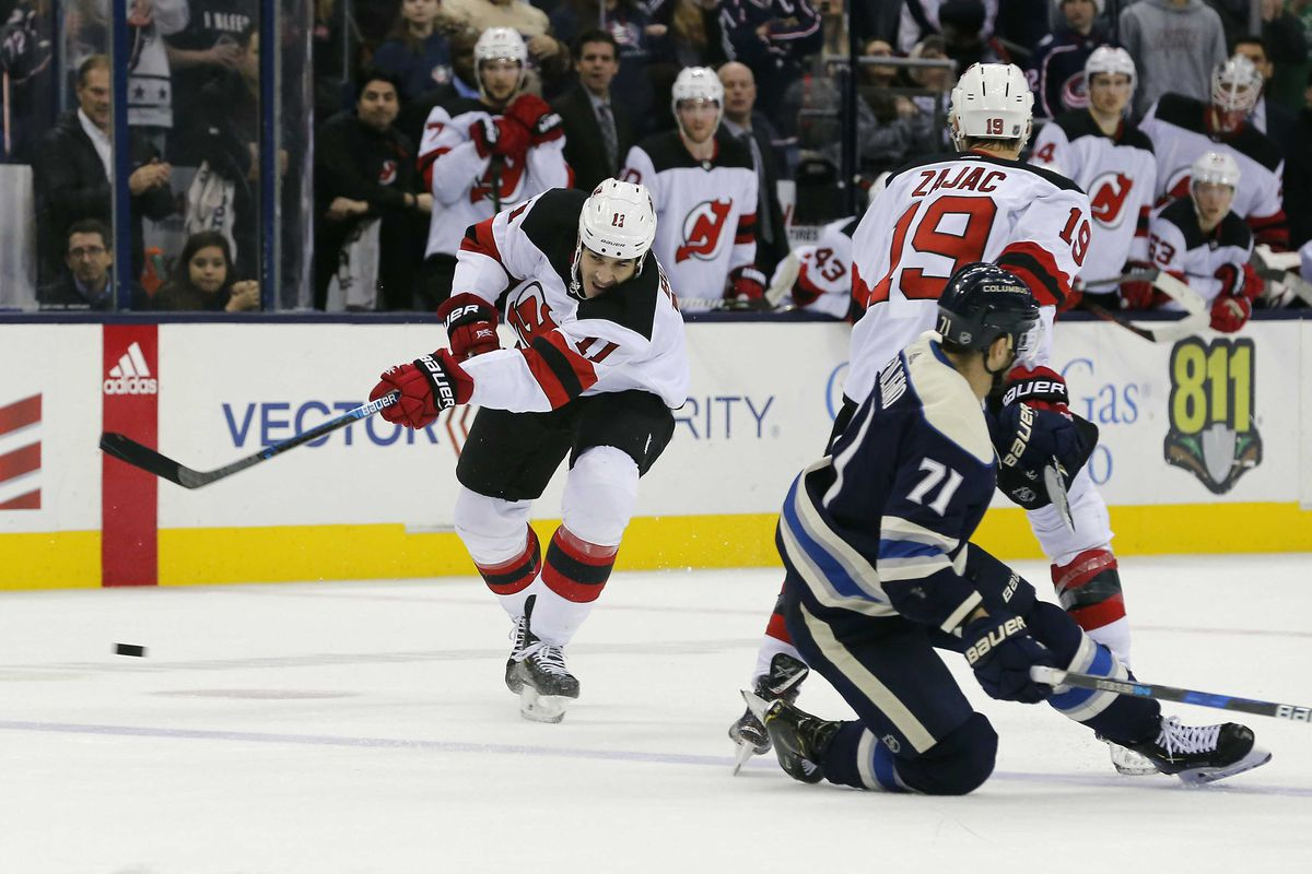 buy online 2f9cb 108d7 Game Preview: New Jersey Devils versus the Columbus Blue ...