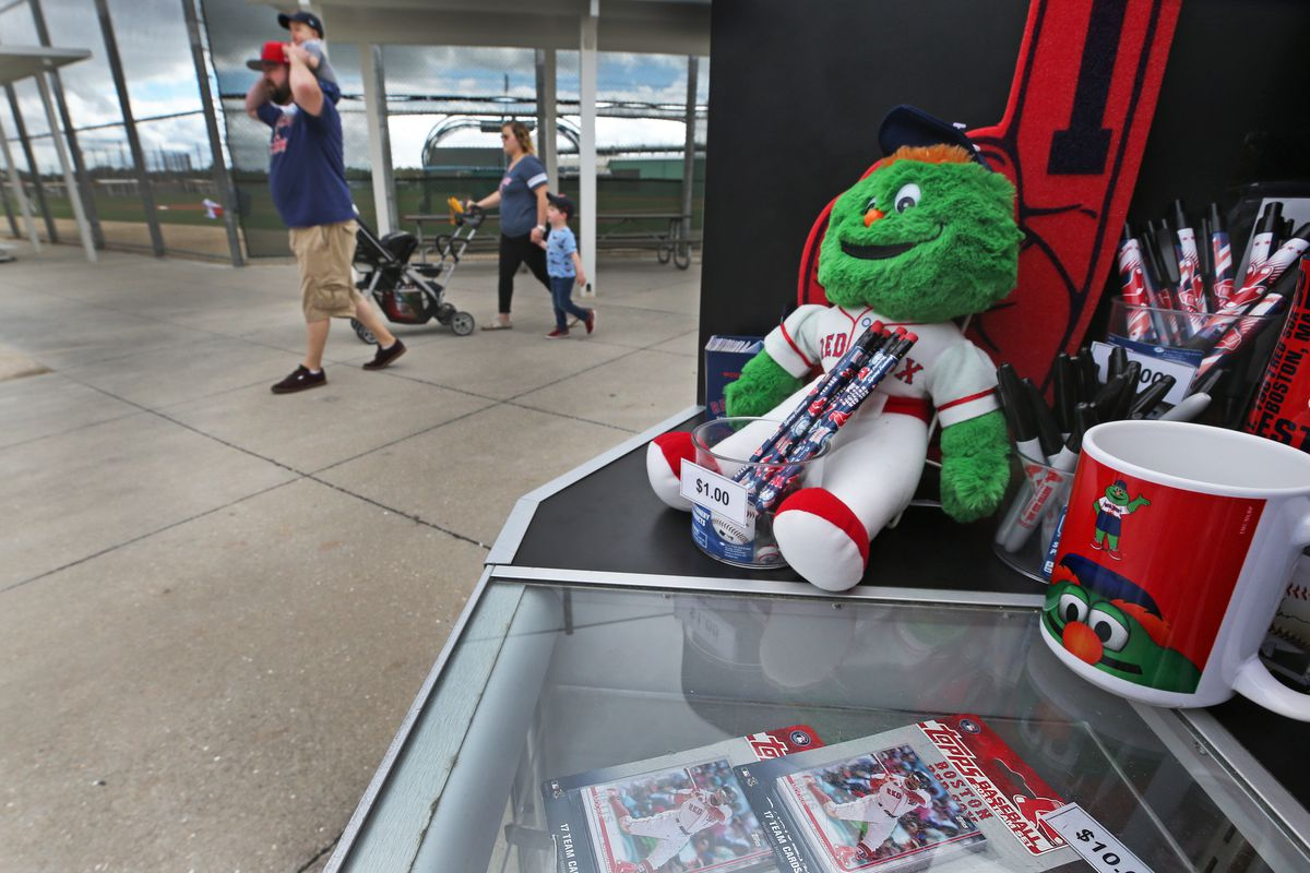Red Sox Soon Won't Be Selling Mookie Merchandise