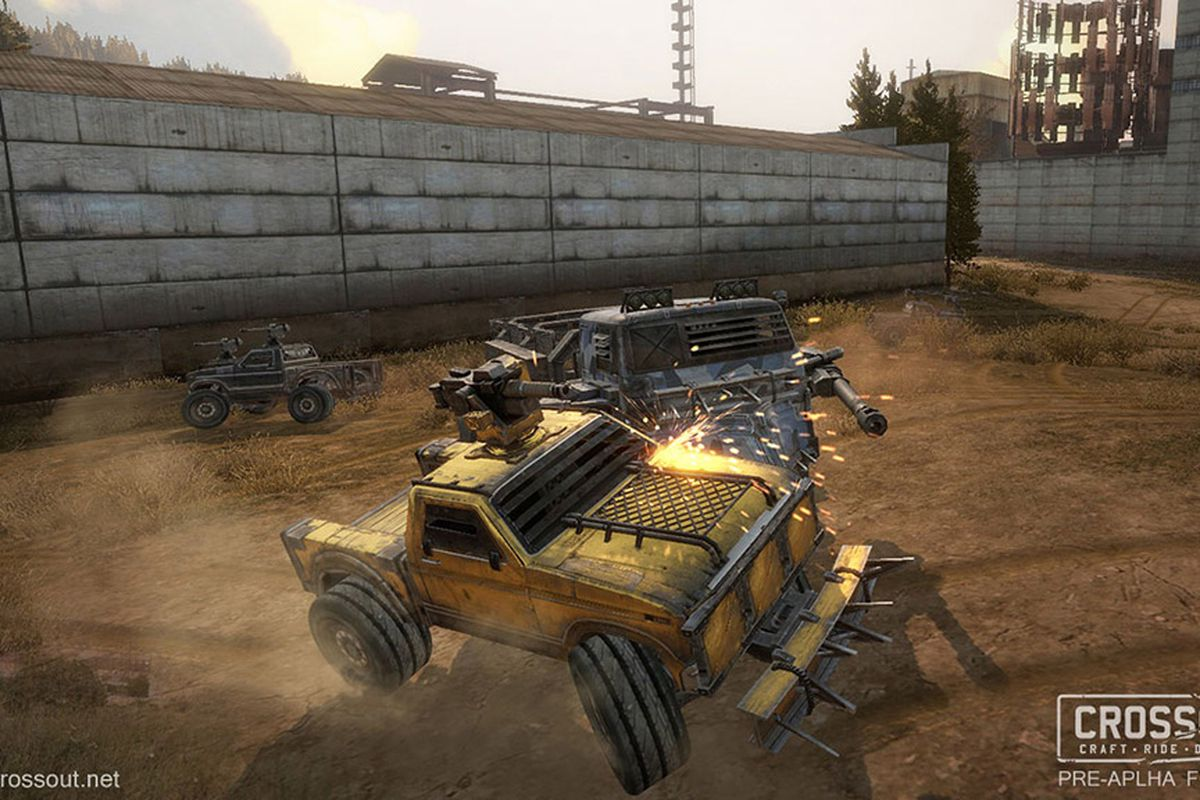 War Thunder dev announces 'Motorstorm meets Mad Max: Fury