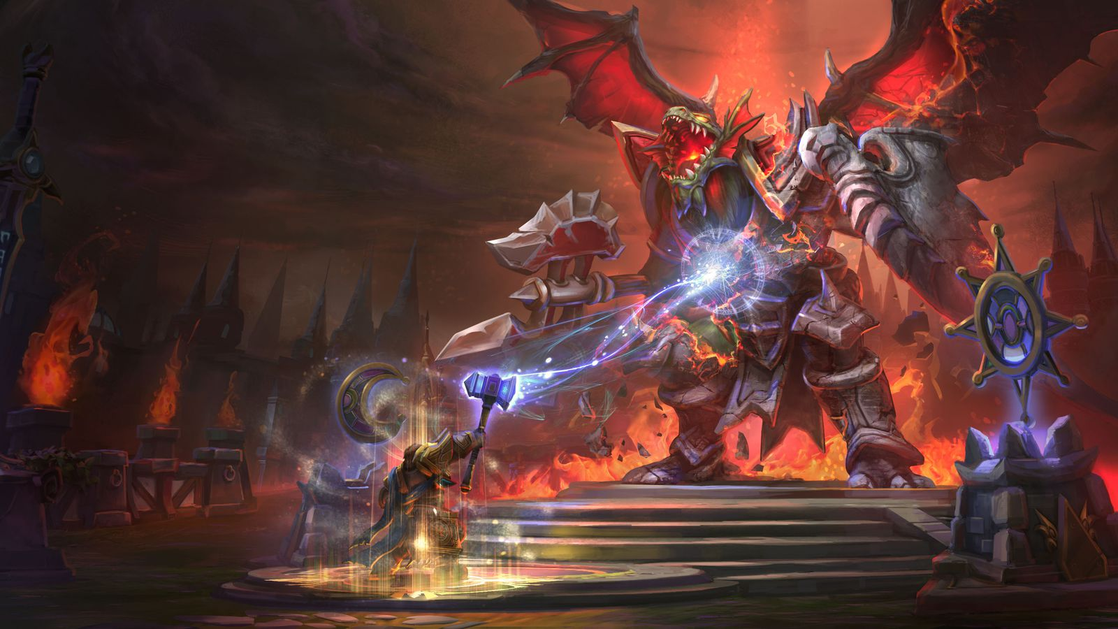 Blizzard explains why Heroes of the Storm isn't Dota for ...