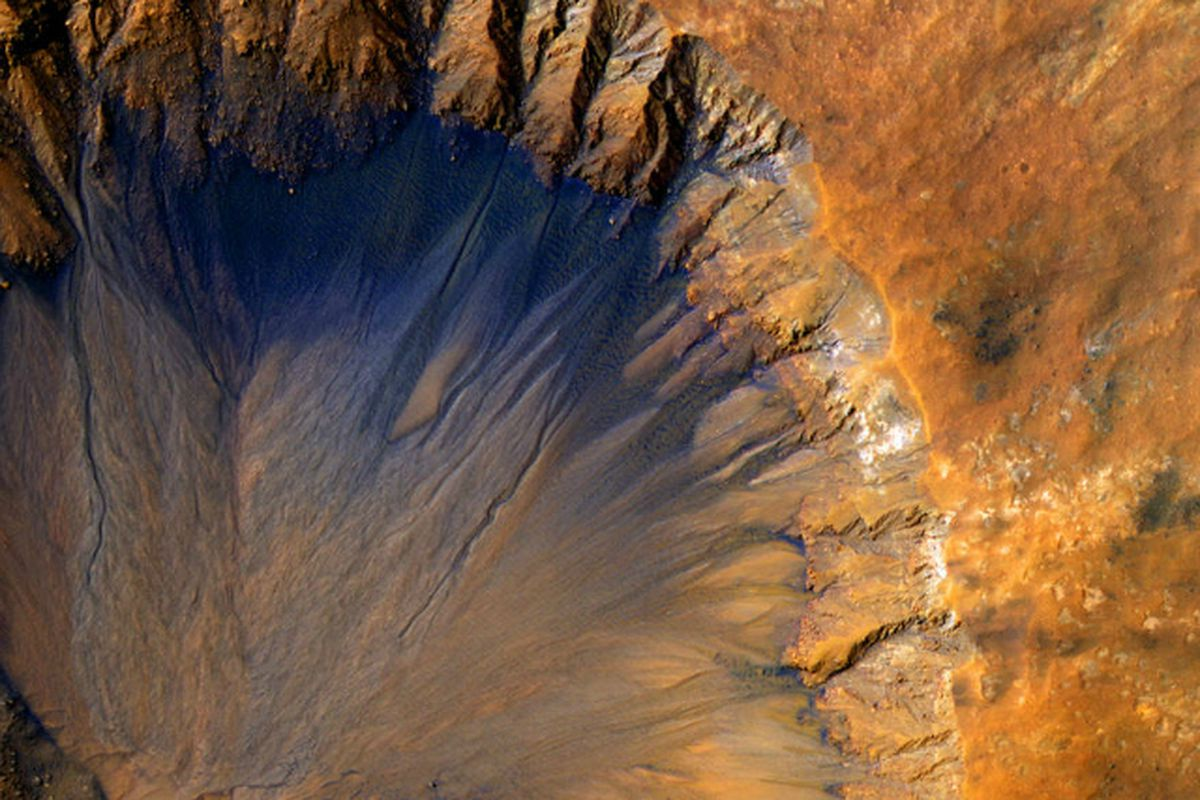 Why Is Everybody Talking About Mars?