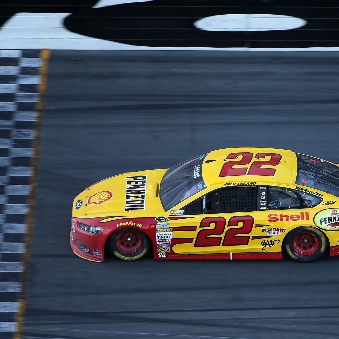 2015 Daytona 500 Results Full Finishing Order Sbnation Com