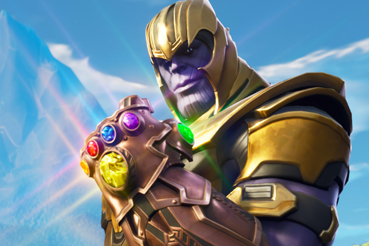 Fortnite: Thanos' health is nerfed while his attacks are