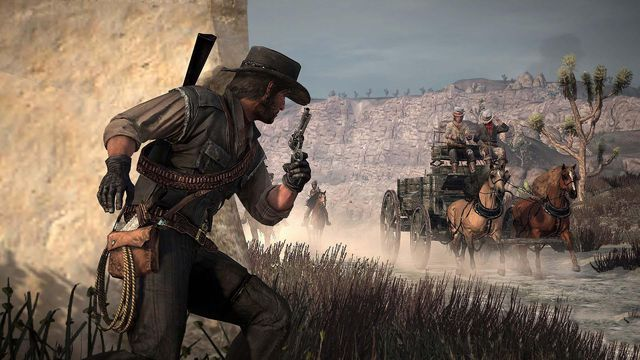 <em>Red Dead Redemption</em>