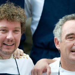 """<a href=""""http://eater.com/archives/2012/03/15/ferran-adria-to-to-open-mexican-restaurant-in-barcelona.php"""">Ferran Adrià to Open Mexican Restaurant in Barcelona</a>"""