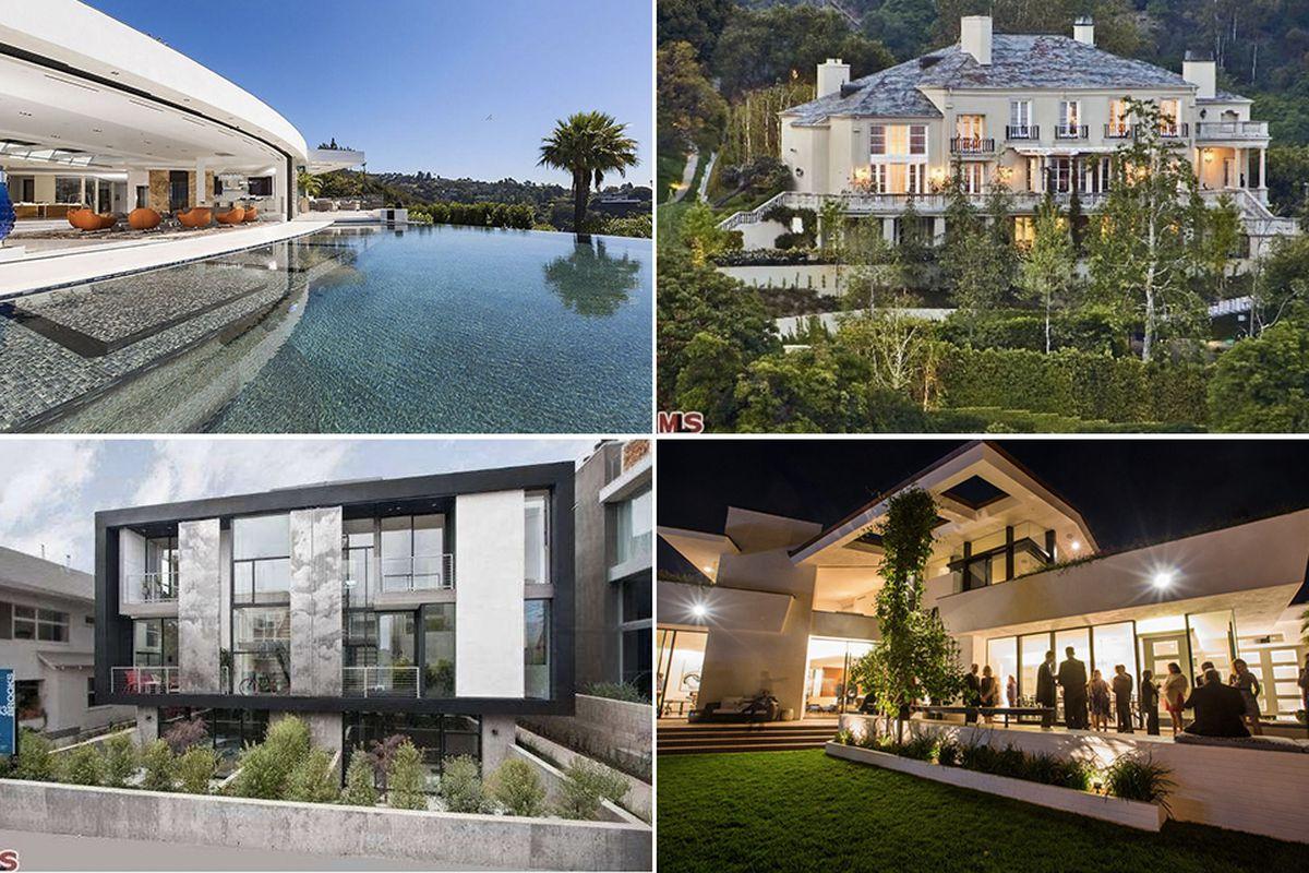 Here's How LA's Five Richest Tech Billionaires Are Living Large