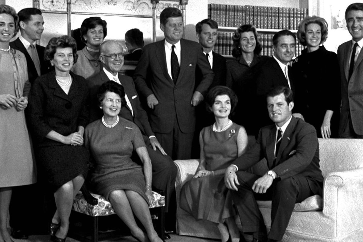 CNN takes a historical look at the Kennedy family in new six