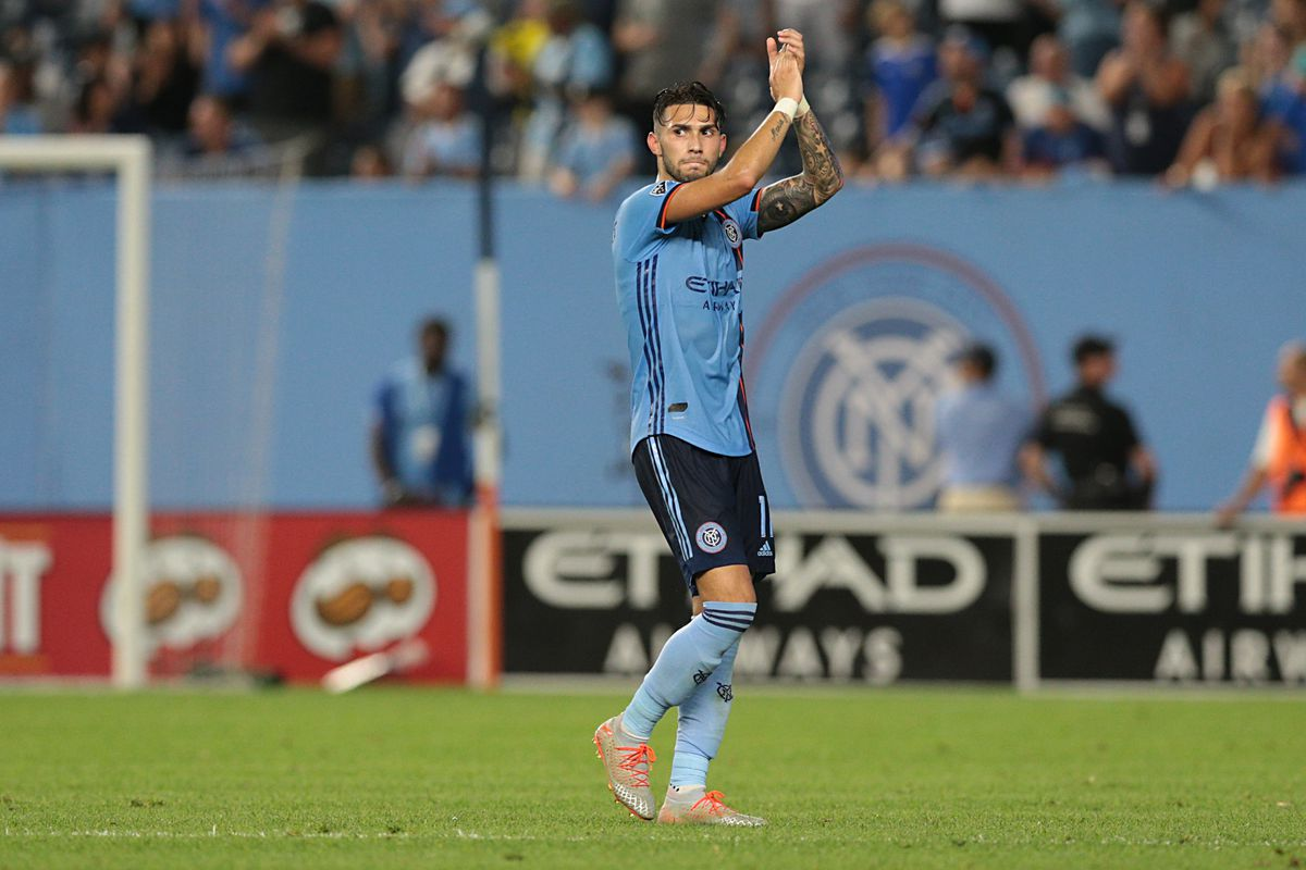 Taty Castellanos questionable against the Red Bulls