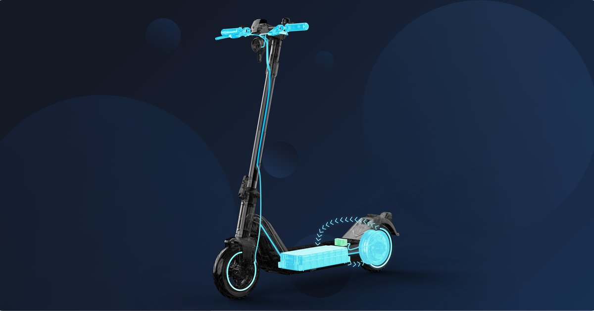 NIU announces its first electric kick scooter starting at $599 thumbnail
