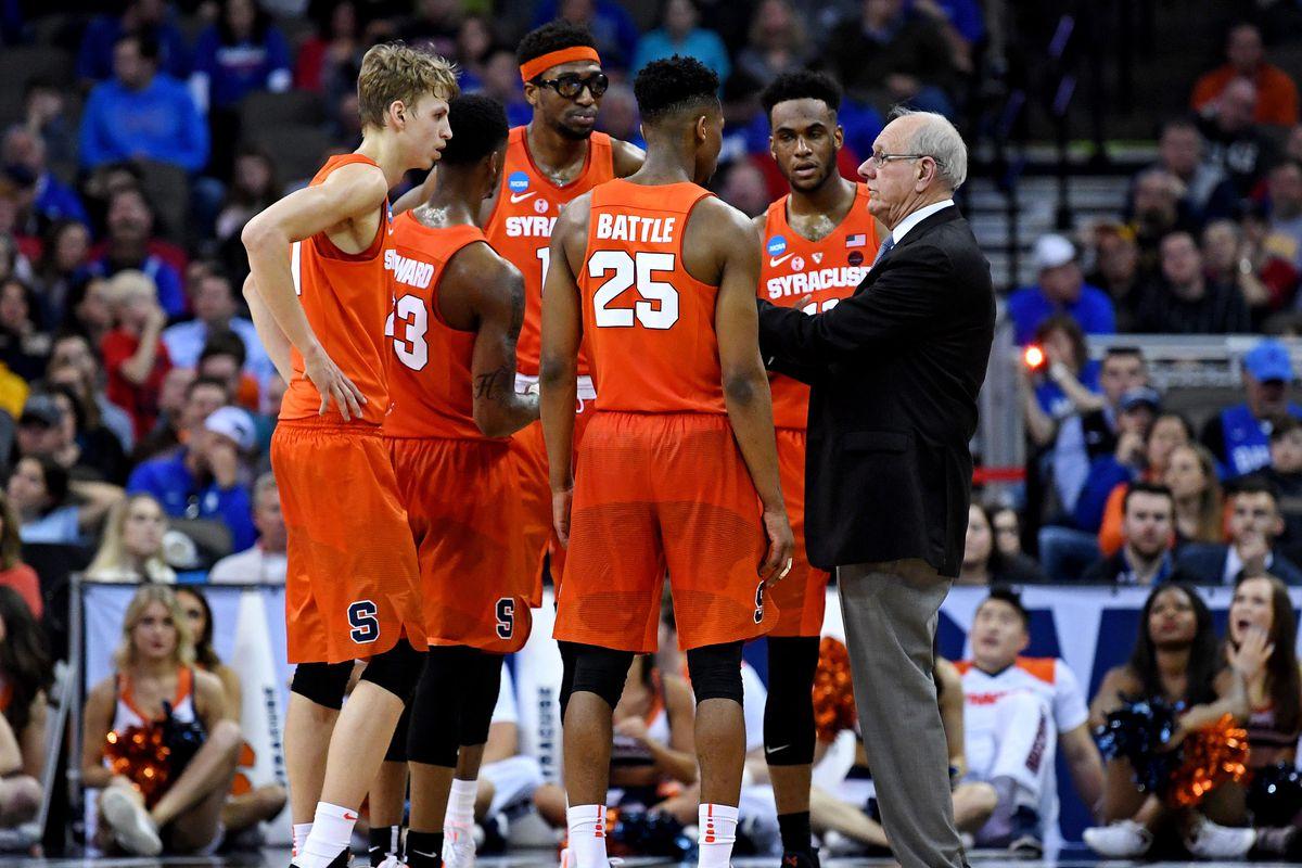 huge discount 34638 81f55 TNIAAM 2018-19 Syracuse Orange men's basketball season ...