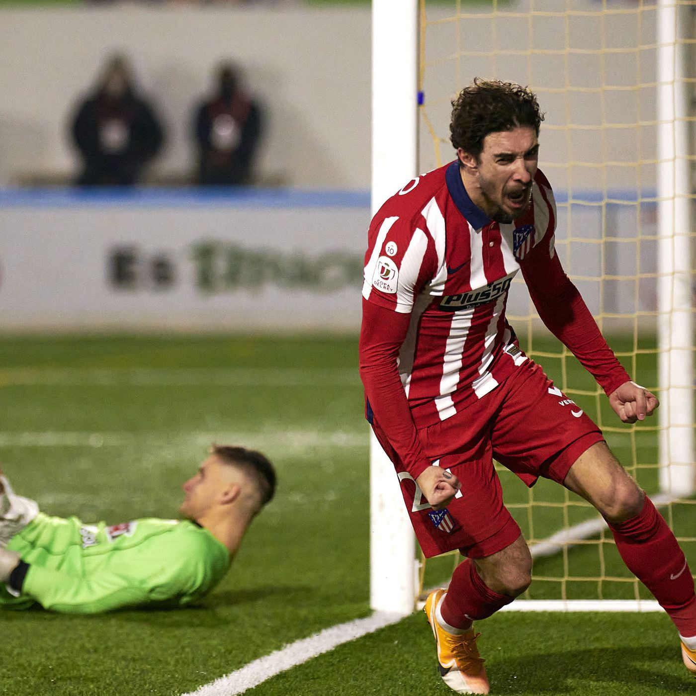 Cardassar Atlético Madrid Rojiblancos Open Copa Campaign With 3 0 Win Into The Calderon