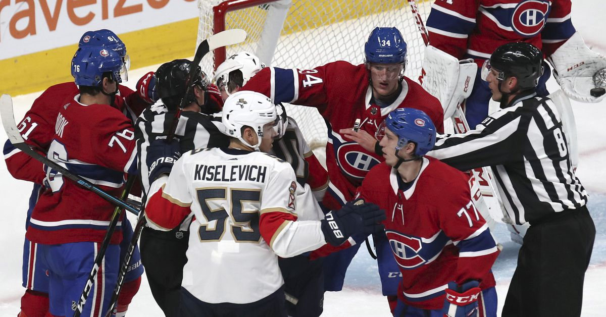 The Nhls Revenge Culture Is A Danger To The Health Of Players