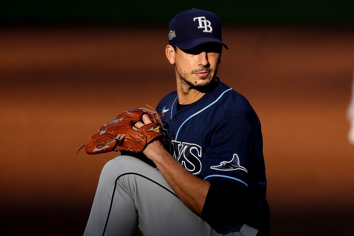 Download Charlie Morton Rays Jersey