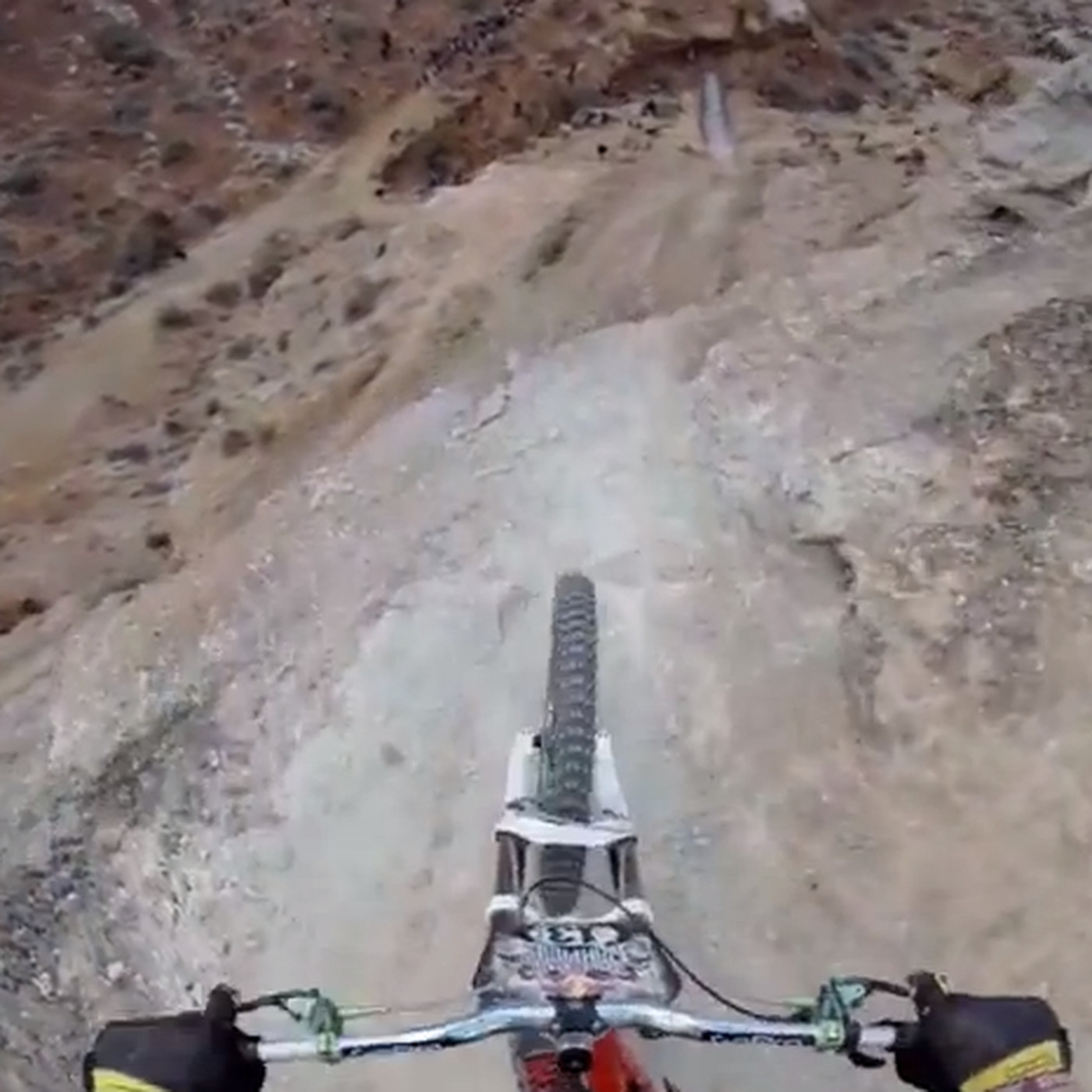 This GoPro video of a mountain bike run will blow your mind