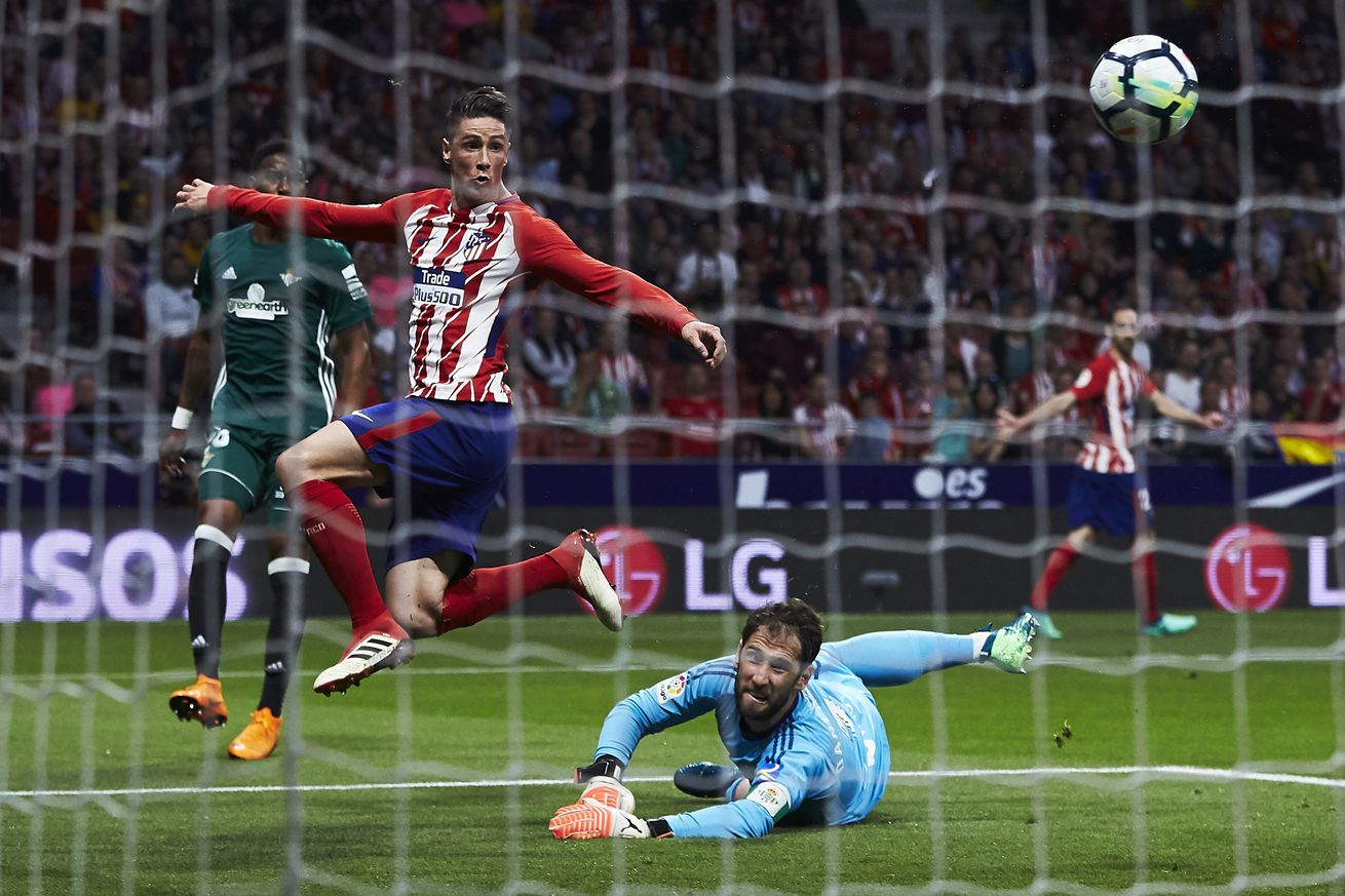 Atlético Madrid 0-0 Real Betis: With eyes on Europa