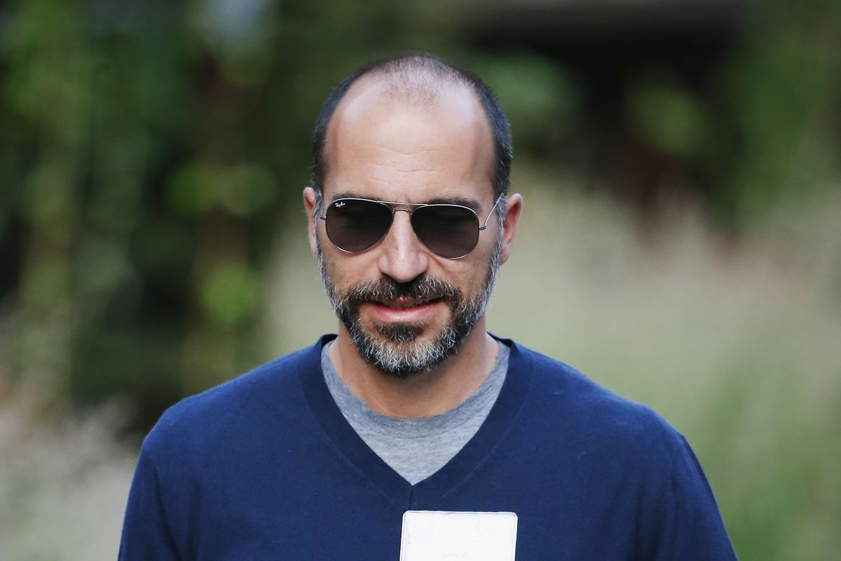 Uber finally confirms Dara Khosrowshahi as Chief Executive Officer