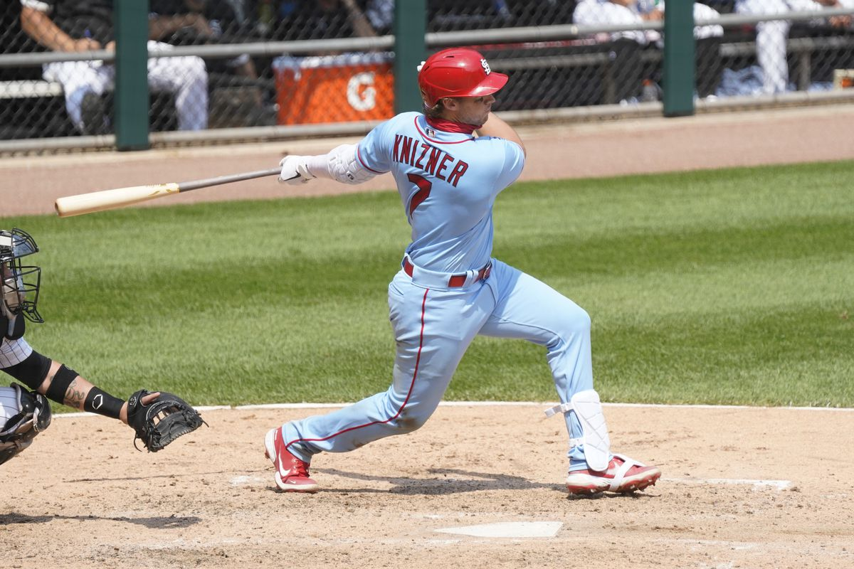 MLB: AUG 15 Cardinals at White Sox