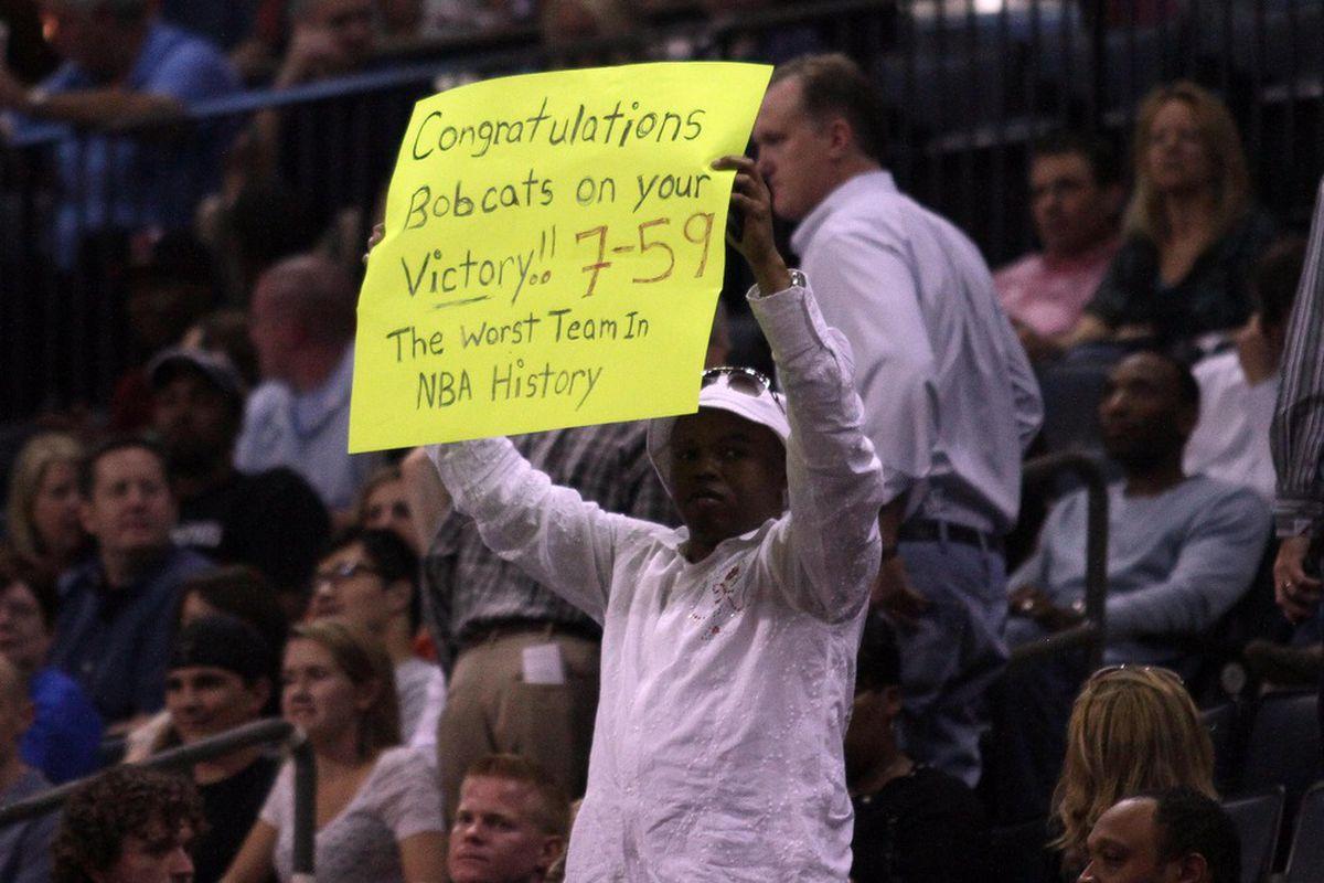 2011 2012 Charlotte Bobcats A Season In Rev Ewwwww At The Hive