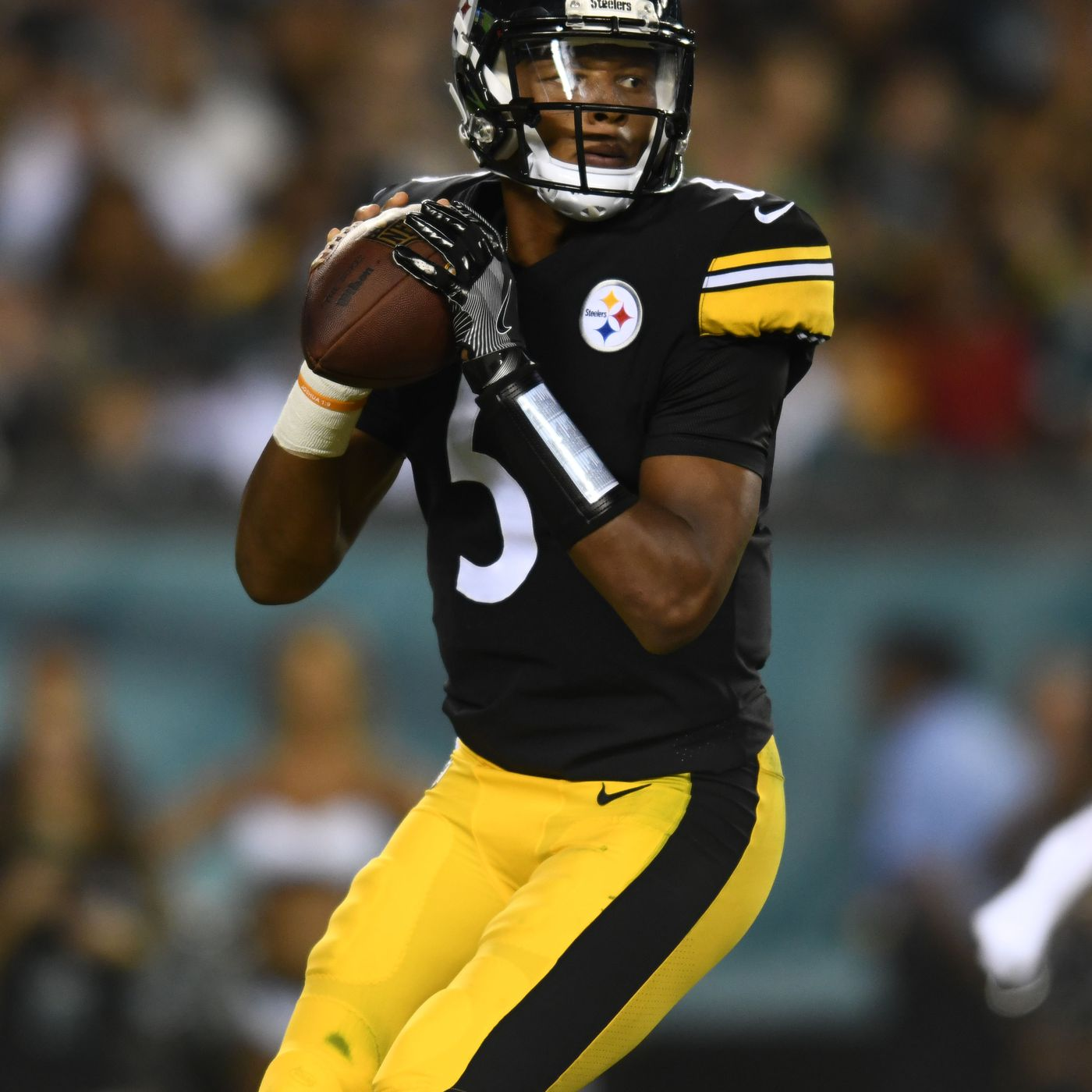 e014b451b Joshua Dobbs to start for Steelers vs. Panthers in 4th preseason game -  Behind the Steel Curtain