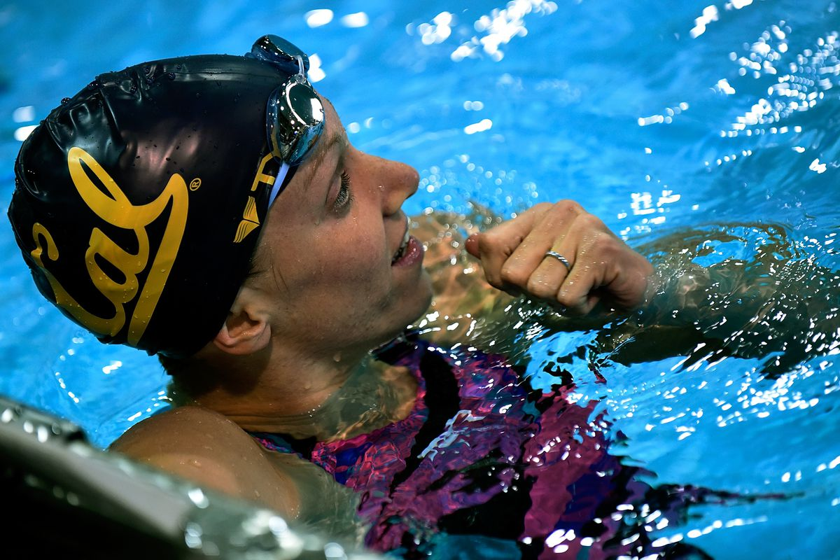 Cal alum Dana Vollmer will look to add to her Olympic medals haul at the Rio 2016 games.