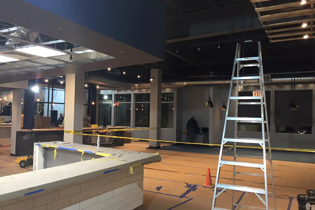construction at great road kitchen facebook - Great Road Kitchen