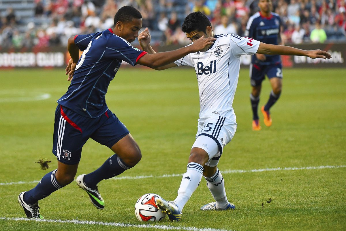 Matias Laba was, once again, superb for the Whitecaps