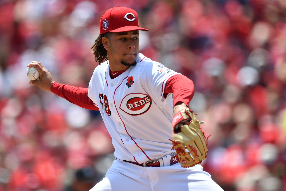 The Cincinnati Reds have had an ace in Luis Castillo for a full calendar year