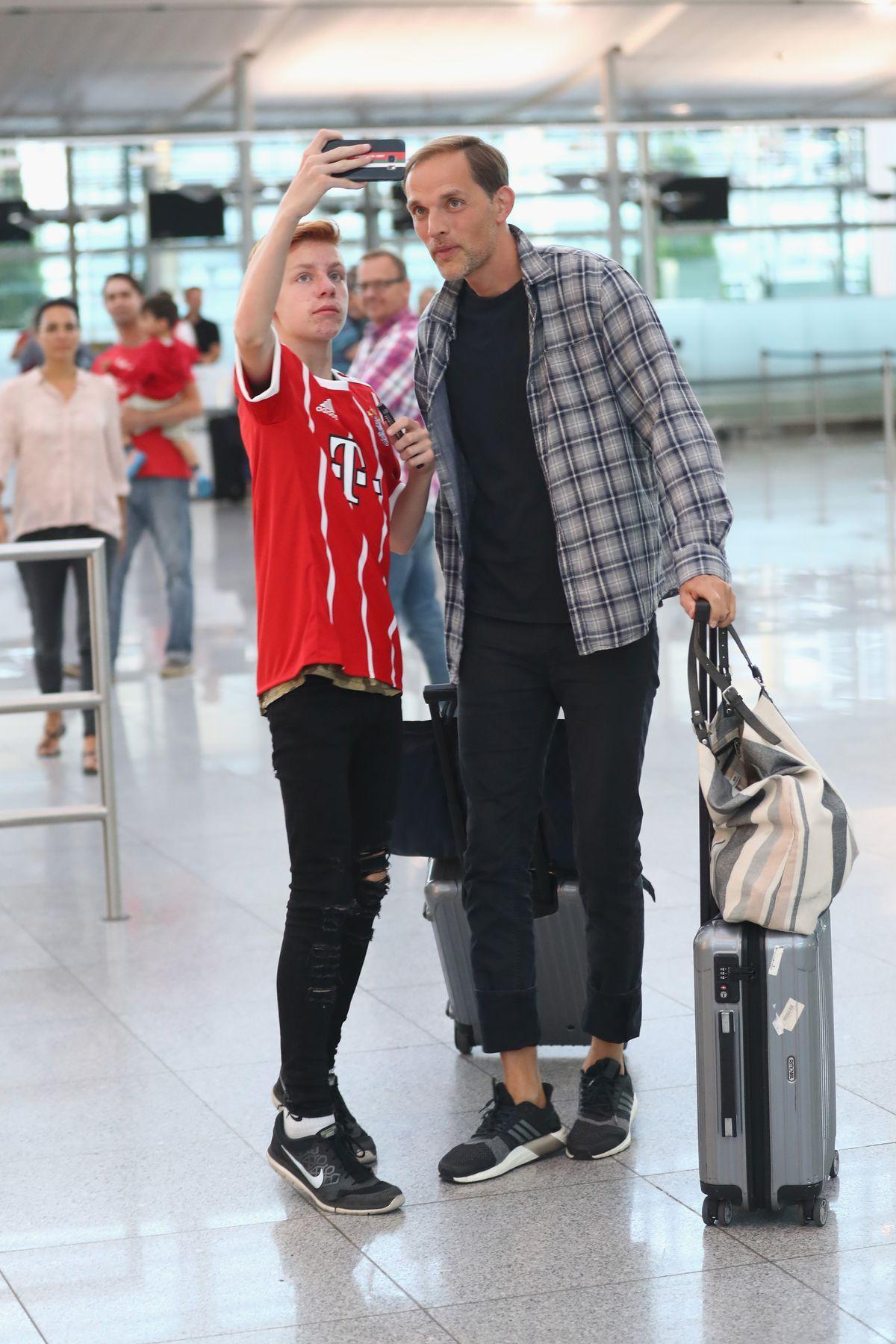 FC Bayern Muenchen Audi Summer Tour - Day 1
